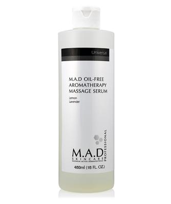M A D Oil Free Aromatherapy Massage Serum M A D Skincarem A D Skincare